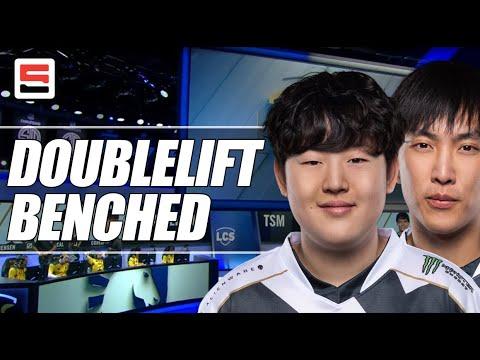 Team Liquid bench Doublelift, Tactical to start Week 7 | ESPN ESPORTS