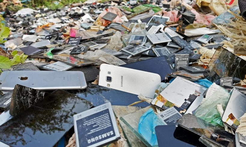 Restoring Old Samsung Galaxy Phone - Looking For Old smartphones In Trash