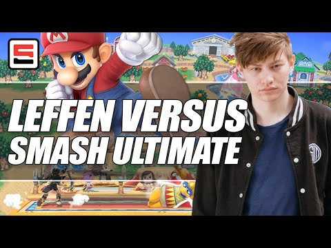 Leffen at odds with Smash Ultimate despite DreamHack Winter win | ESPN ESPORTS
