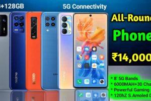 Best mobile under 14000 | Best smartphone under 15000 | 5G phone | S.Amoled 120hZ |Gaming Processor