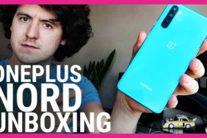 OnePlus Nord Unboxing | The affordable OnePlus smartphone has arrived