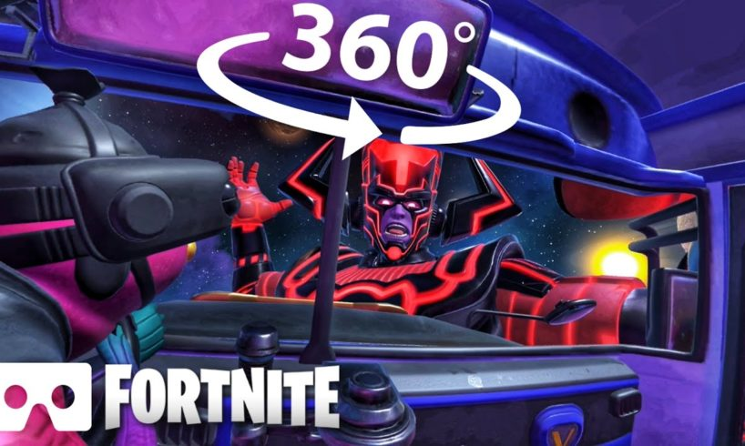 360° VR GALACTUS EVENT   End of Season Fortnite Event
