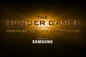 The Hunger Games – Virtual Reality Experience