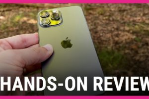iPhone 13 Series hands-on review