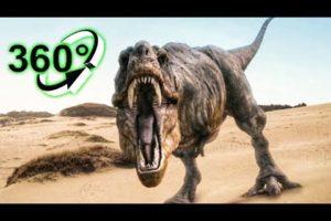360 Video | JURASSIC WORLD Evolution VR Dinosaurs 4K