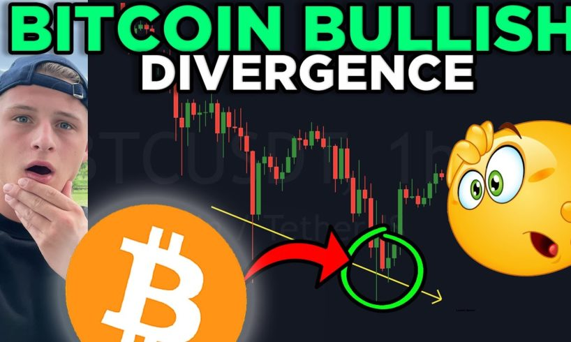 DON'T PANIC SELL YOUR BITCOIN BEFORE SEEING THIS!!! INSANE TREND REVERSAL SIGNAL!!!