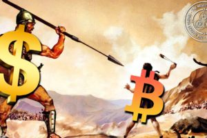 The Bitcoin Slingshot, the surge is near