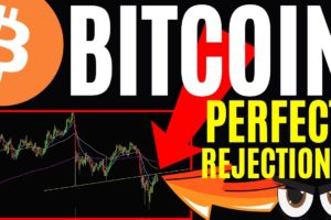 BITCOIN PERFECT REJECTION!?