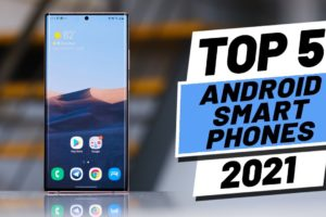 Top 5 BEST Android Phones of [2021]
