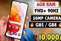 Top 5 Best phone under 10000 in india 2021    smartphone under 10000   gaming phone under 10000