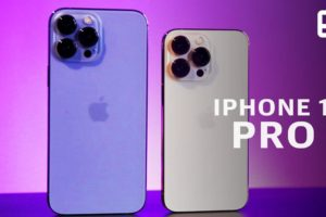Apple iPhone 13 Pro and Pro Max review