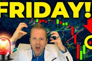 BITCOIN WARNING: WATCH THIS BEFORE FRIDAY! (be ready!)