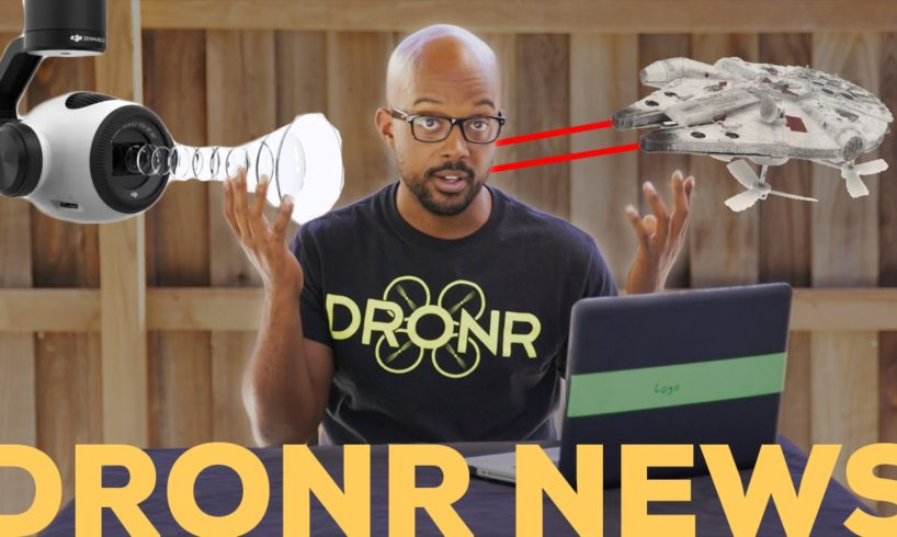 NEW STAR WARS DRONES & NEW DJI ZOOM CAMERA COMING OUT!
