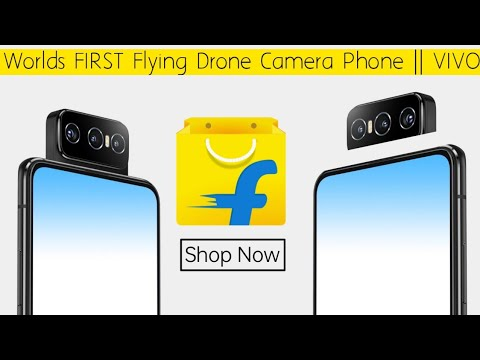 Vivo Flying Camera phone, 200MP   Worlds FIRST Flying Drone Camera Phone, 6000 mAh, 12GB Ram, 512GB