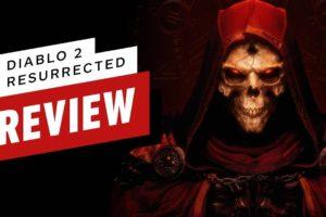 Diablo 2: Resurrected Review