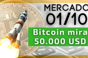 'Que tiro foi esse?' Bitcoin sobe 17% e Altcoins explodem!