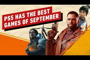 PS5 Has the Best Game of September   Reviews in Review