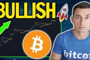 THIS BITCOIN BULLISH PATTERN WILL EXPLODE! Crypto News (Caution)