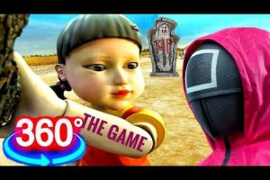 Squid Game The Game 360° VR Experience