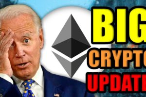 JOE BIDEN IS ABOUT TO CRASH CRYPTOCURRENCY? (Executive Order Explained)