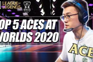 ESPN's Top 5 Aces at Worlds 2020 | ESPN Esports