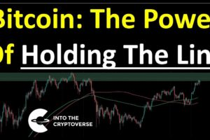 Bitcoin: The Power Of Holding The Line