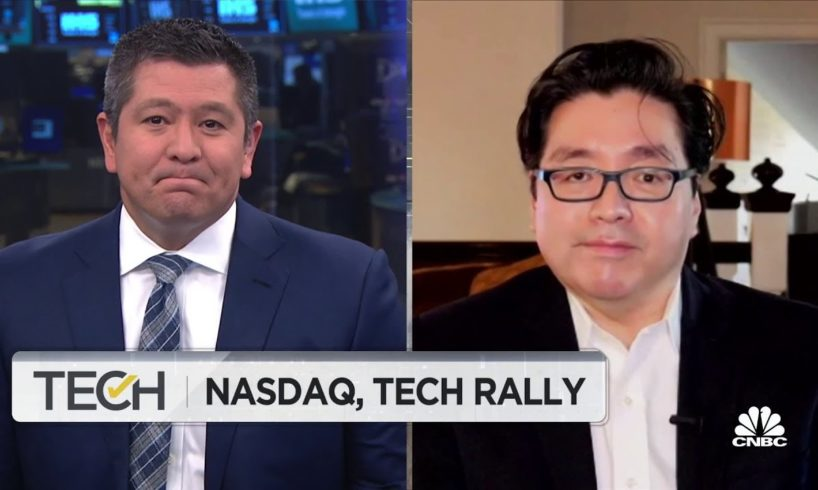 Tom Lee doubles down on $100k year-end price target for bitcoin