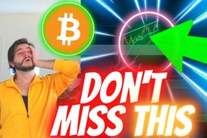 BREAKING!! BIGGEST BITCOIN NEWS OF 2021 -  *DO NOT* MISS OUT!!
