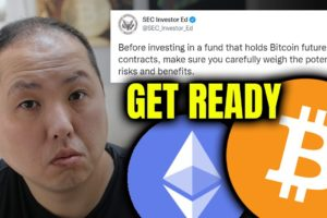 BITCOIN MAY EXPLODE THIS WEEKEND | DON'T SLEEP ON ETHEREUM
