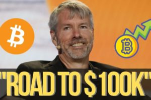 Michael Saylor: GET READY!! Bitcoin to $100K, THIS IS JUST THE BEGINNING!! - Bitcoin News Today