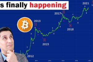 What Bitcoin's 10-year Chart is Telling Us (hidden clues in wave counts)
