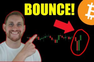 BITCOIN WITH A HUGE BOUNCE! - WEEKLY CLOSE