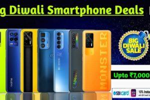 Top 10 Best smartphone Deals During Flipkart Big Diwali Sale | Flipkart Smartphone sale 2021