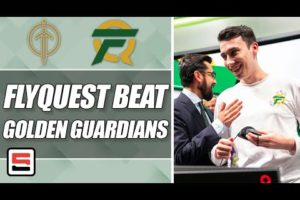 FlyQuest defeat Golden Guardians, will the GGS roster stay together? | ESPN ESPORTS