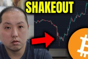 BITCOIN HEADS HIGHER AFTER SHAKEOUT | 500K SUB GIVEAWAY WINNERS