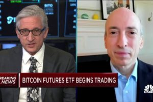 SEC Chair on bitcoin ETF: We're technology neutral, not policy neutral