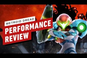 Metroid Dread: Performance Review