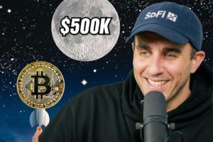 Bitcoin is going to $500,000 this year?!