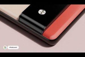 Pixel 6 e Pixel 6 Pro: tudo sobre os novos smartphones do Google