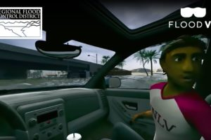 VRFlood - A 360VR Flood Experience
