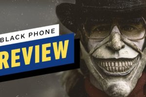 The Black Phone Review