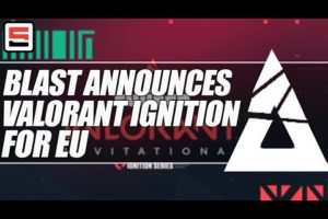 BLAST Series reveals new production with VALORANT Ignition for EU | ESPN Esports