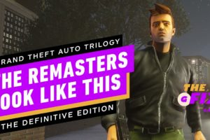 We Finally Know What the GTA Trilogy Remasters Look Like - IGN Daily Fix
