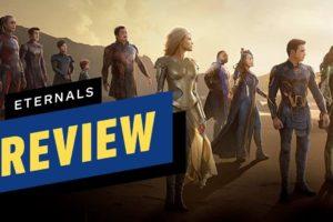 Eternals Review