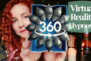 360° ASMR Virtual Reality Hypnosis: 6 Levels of Relaxation: How Deep Will You Go? (8D Audio)