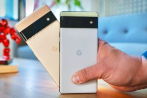 Google Pixel 6 and Pixel 6 Pro hands-on