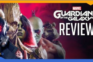 I strongly recommend: Marvel's Guardians of the Galaxy (Game Review)