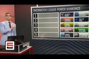 Overwatch League Power Rankings season 2 through week 3 | ESPN Esports