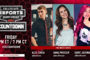 Collegiate Esports Championship Countdown - Week 6 | ESPN Esports