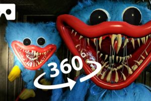 Poppy Playtime in 360° VR | Jumpscare